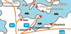 De havens van Noord-Duitsland