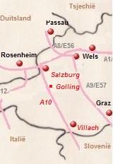 Overnachten Aan De Tauern Autobahn E55 A10 Hotels Aan