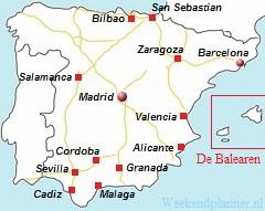 De Balearen