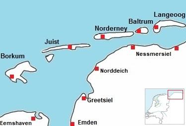 Duitse Waddeneilanden