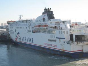 veerboot Calais