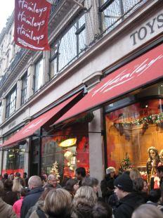 Hamley's in Londen