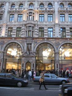 Regent Street in Londen