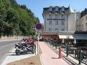 Hotel in  Vianden Luxemburg