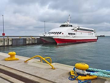 De attracties van Cuxhaven: de stranden, de veerboten, de