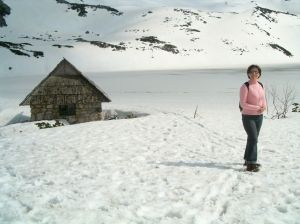 winterport in Zakopane, Tatra