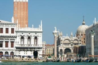 Venetie vanaf zee