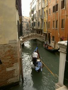 Vervoer in het centrum van Venetie