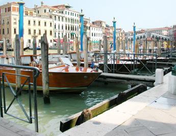 Venetië haven