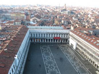 romantisch Venetië, San Marco
