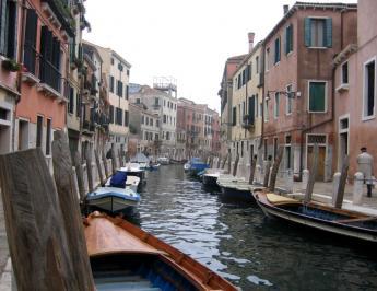parkeren in Venetie