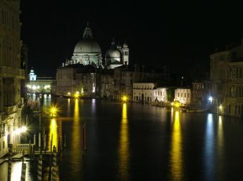 uitgaan in Venetië