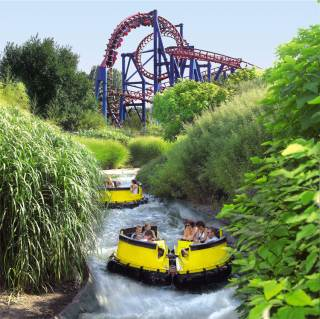 Walibi World attractiepark